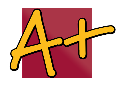 Raising A+ Human Beings Site Logo
